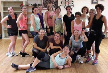 cours fitness toulouse saint agne