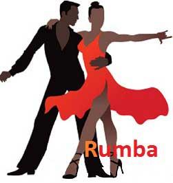 La rumba danse cubaine et danse latine for Rumba danse de salon